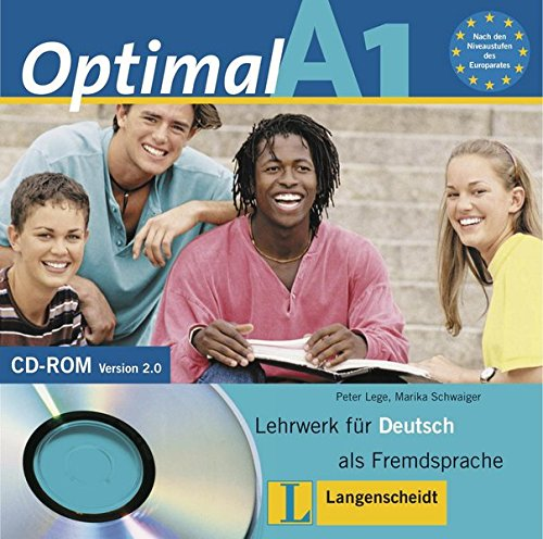 9783126061544: Optimal: CD-Rom A1 (German Edition)