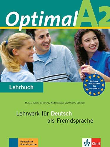 9783126061575: Optimal A2 - Lehrbuch A2 : Lehrwerk für Deutsch als Fremdsprache