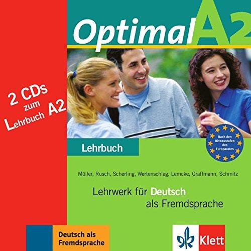 9783126061605: Optimal: Cds A2 Zum Lehrbuch A2 (2)