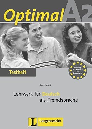 9783126061612: Optimal: Testheft A2 MIT Audio-CD (German Edition)