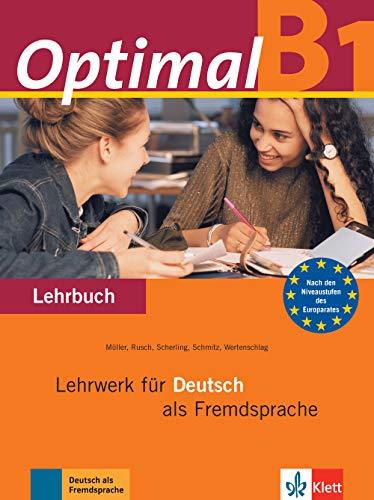 9783126061681: Optimal: Lehrbuch B1