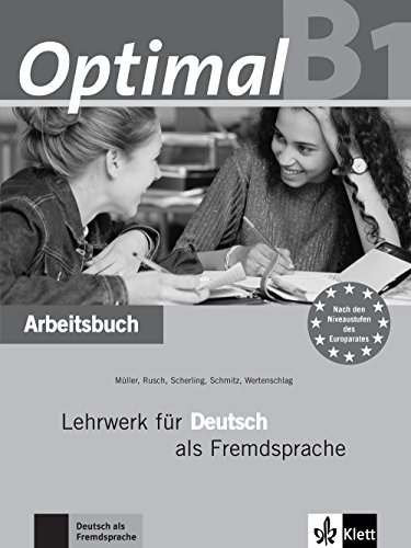 9783126061698: Optimal: Arbeitsbuch B1 MIT Audio-CD (German Edition)