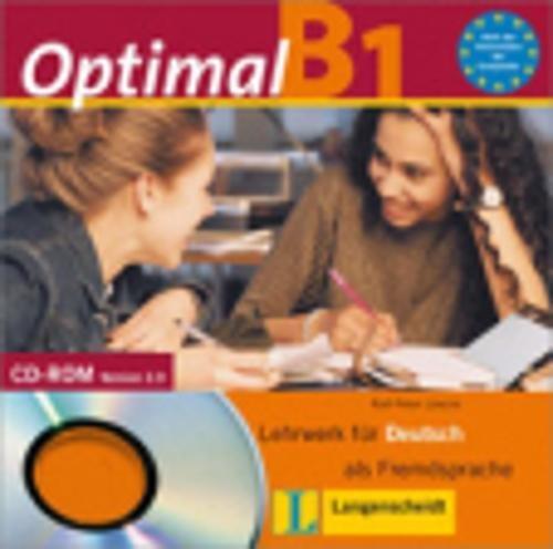 9783126061742: Optimal: CD-Rom B1: Lehrwerk für Deutsch als Fremdsprache