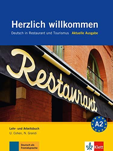 9783126061827: Herzlich willkommen neu-lehrbuch. Aktuelle ausgabe. Con espansione online. Per le Scuole superiori