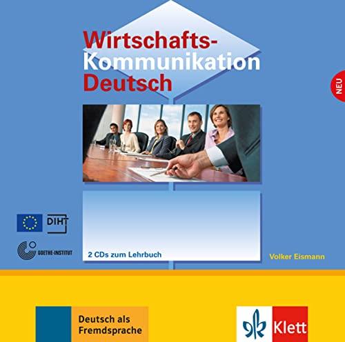 9783126061872: Wirtschaftskommunikation Deutsch: CDs (2)