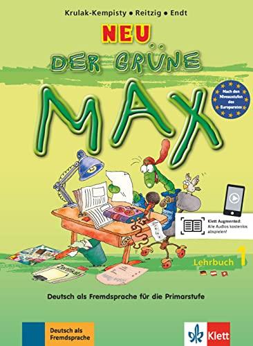 9783126061926: Der Grune Max Neu: Lehrbuch 1 (German Edition)