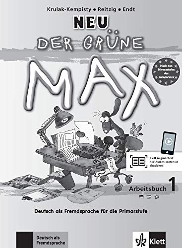 9783126061933: Neu Der Gr�ne Max 1. Arbeitsbuch - Edition 2013