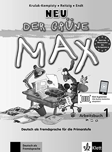 9783126061933: Der Grune Max Neu: Arbeitsbuch 1 (German Edition)