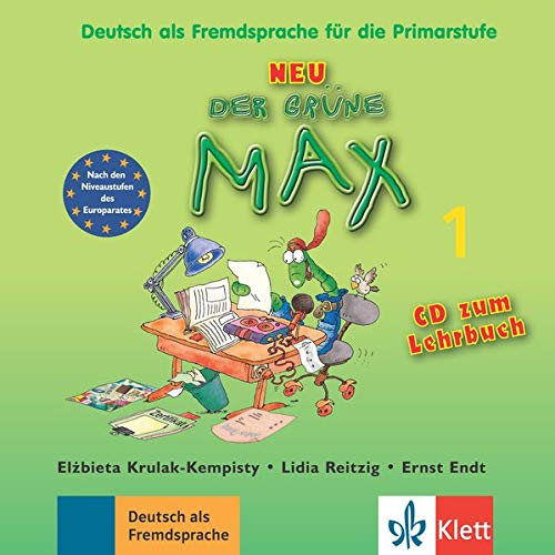 9783126061957: Der Grüne Max 1 Neu. Lehrbuch 1