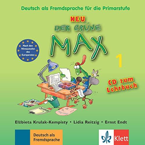 9783126061957: Der grune Max Neu: CD 1 (1)
