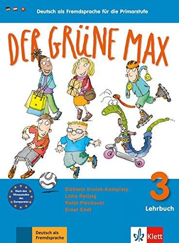 9783126062121: Der grüne Max. Lehrbuch. Per la Scuola elementare: 3
