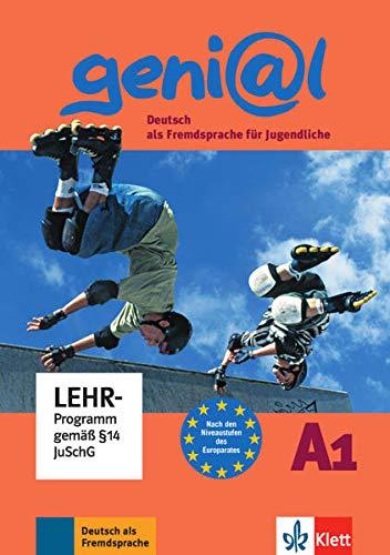 9783126062275: geni@l A1 - DVD A1: Deutsch als Fremdsprache für Jugendliche