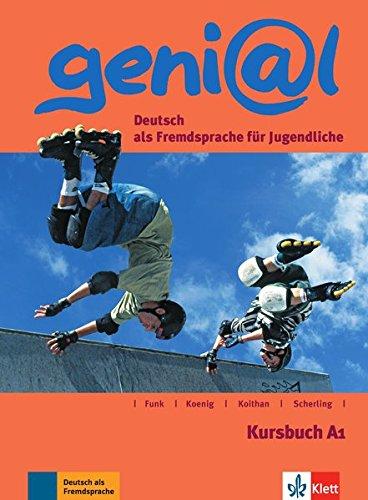 9783126062299: Genial: Kursbuch A1