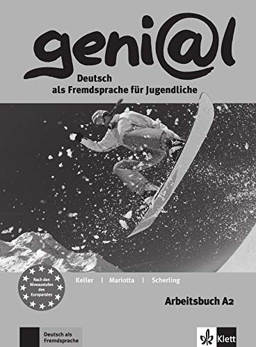 9783126062459: Genial: Arbeitsbuch A2 (German Edition)