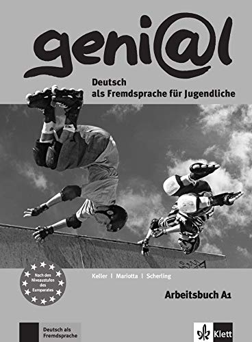 9783126062619: Genial: Arbeitsbuch A1 MIT Audio-cd (German Edition)