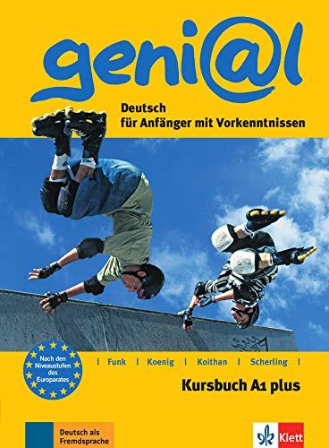 9783126062732: geni@l A1 plus - Kursbuch A1 plus: Deutsch als Fremdsprache für Jugendliche