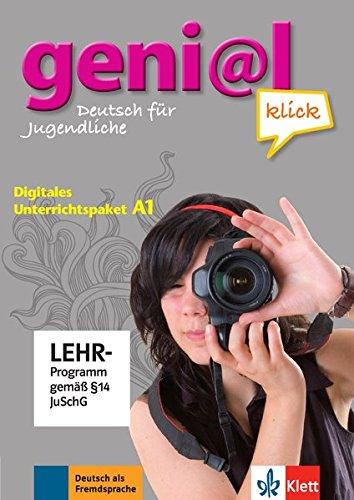 9783126062848: geni@l Klick: Digitales Unterrichtspaket auf DVD-Rom A1
