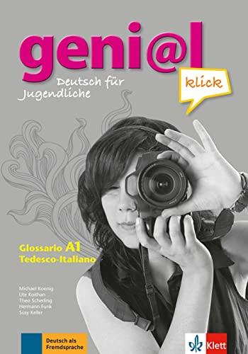 9783126062886: Geni@l klick. A1. Glossario. Per la Scuola media