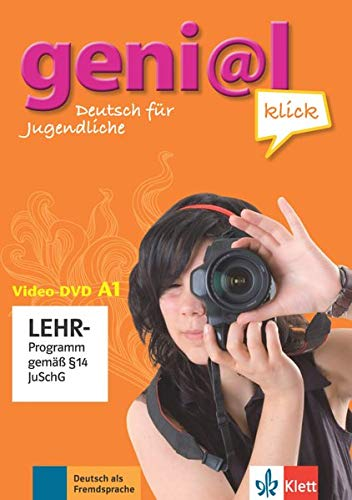 9783126062909: Geni@L Klick: DVD A1 (German Edition)