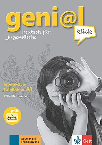 9783126062923: Geni@L Klick: Interaktive Tafelbilder A1 Auf CD-Rom