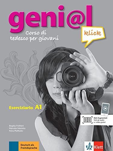 9783126062930: Geni@l klick. A1. Arbeitsbuch italiano. Per la Scuola media. Con CD Audio