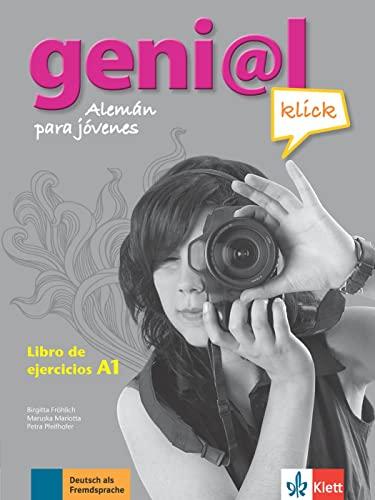 9783126062954: geni@l klick A1 - Libro de ejercicios A1: Deutsch als Fremdsprache für Jugendliche