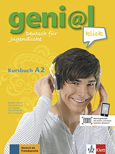 9783126062961: geni@l Klick: Kursbuch A2 mit 2 Audio-CDs