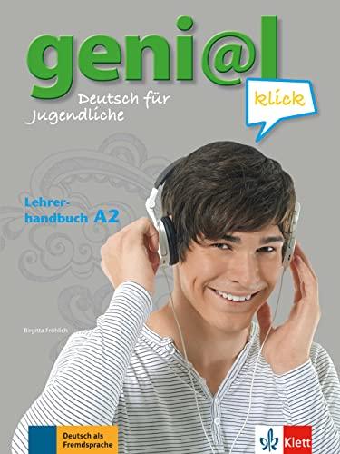9783126062992: geni@l klick A2 - Lehrerhandbuch mit integriertem Kursbuch: Deutsch als Fremdsprache für Jugendliche