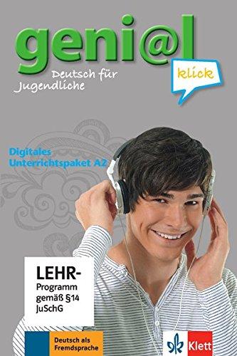 9783126063043: geni@l Klick: Digitales Unterrichtspaket A2 auf DVD-Rom