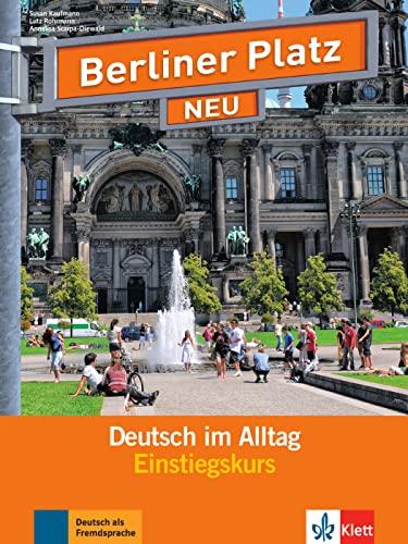 9783126063098: Geni@l klick. A2. Arbeitsbuch italiano. Con CD Audio. Per la Scuola media: Berliner Platz - Neu - Einstiegskurs: Deutsch im Alltag