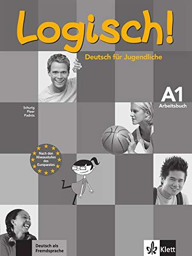 9783126063203: Logisch!: Arbeitsbuch A1 mit audio-CD