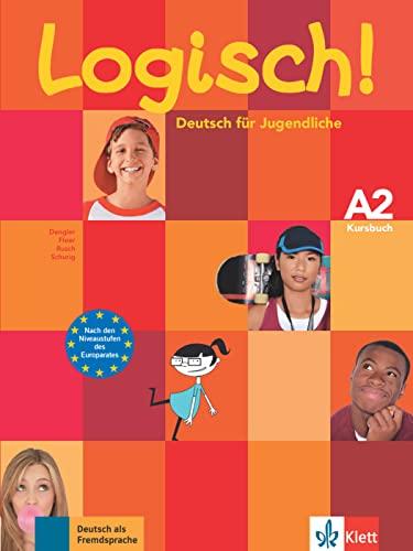 9783126063289: Logisch!: Kursbuch A2