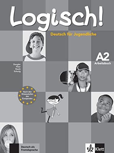 9783126063296: Logisch! a2, libro de ejercicios + cd
