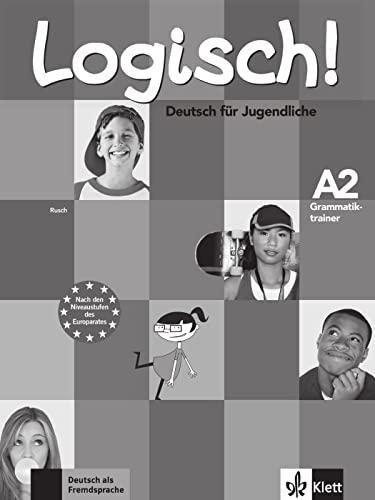 9783126063326: Logisch! Grammatiktrainer. A2. Per la Scuola media