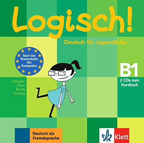 Logisch!: Audio-Cds Zum Kursbuch B1 (2): unknown
