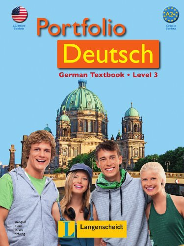 9783126063524: Portfolio Deutsch 3 German Textbook
