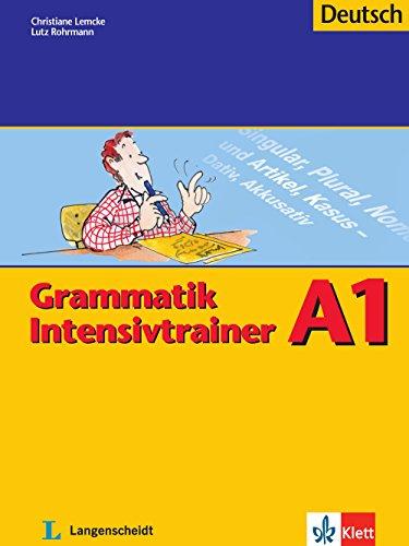 9783126063593: Grammatik intensivtrainer A1. Per le Scuole superiori