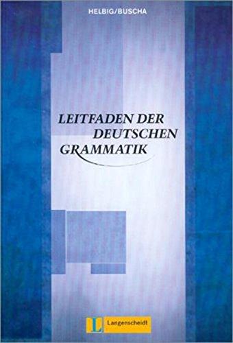 9783126063678: Leitfaden der deutschen Grammatik