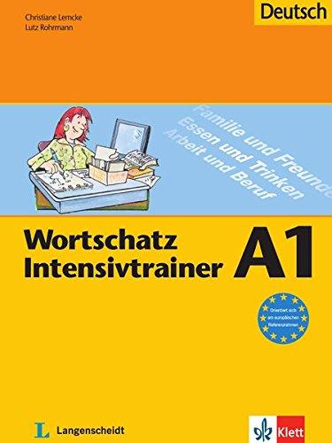 9783126063715: Wortschatz Intensivtrainer: Ubungsheft A1 (German Edition)