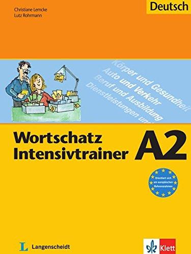 9783126063722: Wortschatz Intensivtrainer: Ubungsheft A2 (German Edition)
