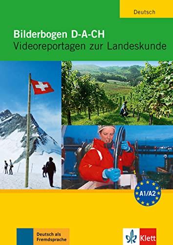 9783126063784: Bilderbogen D-A-CH - DVD: Videoreportagen zur Landeskunde