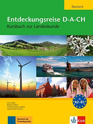 9783126063807: Entdeckungsreise D-A-CH (German Edition)