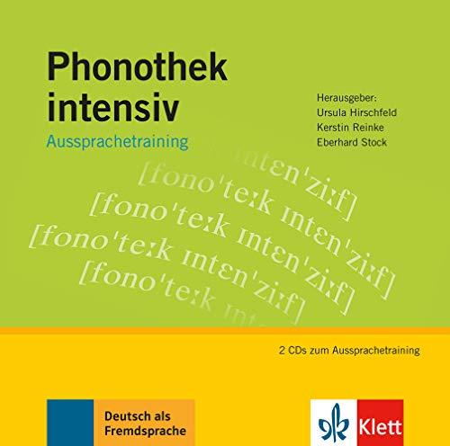 Phonothek intensiv, Aussprachetraining, 2 Audio-CDs: Hirschfeld, Ursula /