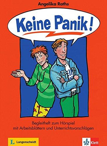9783126063876: Keine Panik! - Begleitheft