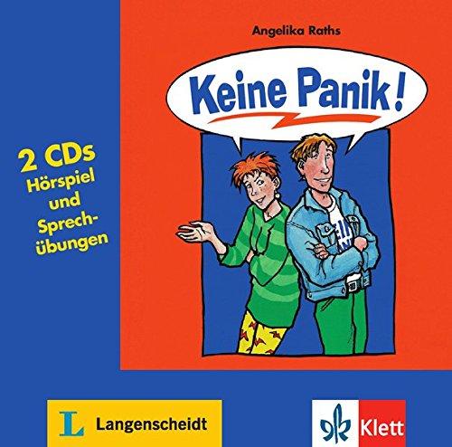 9783126063883: Keine Panik! - 2 Audio-CDs