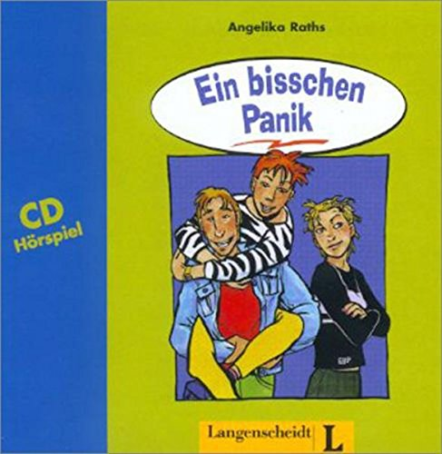 9783126063906: Ein Bisschen Panik: CD (1)