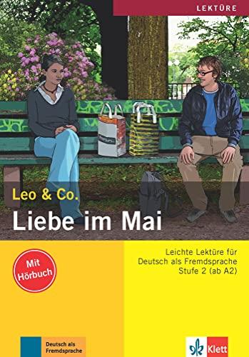 9783126063951: Liebe Im Mai. Leichte Lektüre Für Deutsch Als Fremdsprache Stufe 2 (+ CD)