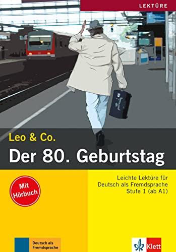 Der 80. Geburtstag (Stufe 1) - Buch mit Audio-CD: unknown