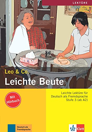 9783126064125: Leichte beute. Con CD Audio