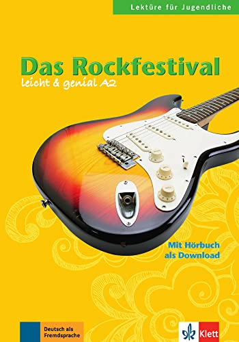 9783126064194: Das Rockfestival